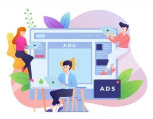 các hình thức quảng cáo google